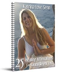 25 healing affirmations cover